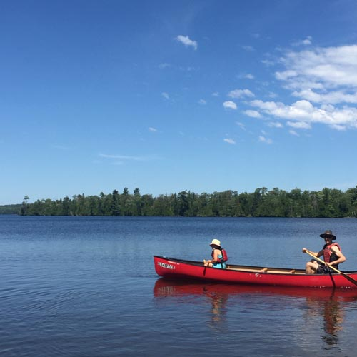 Copper Harbor Canoe Rentals, Michigan Canoeing