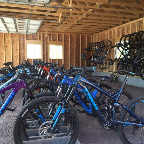 Michigan Mountain Bike Rentals, Copper Harbor