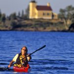 Sea Kayaking Trips in Michigan