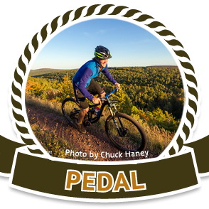Mountain Biking in Michigan: Keweenaw Adventure Company