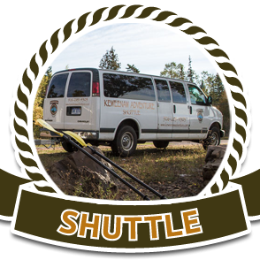 Michigan Outdoor Adventures: Mountain Bike & Airport Shuttle