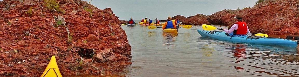 Isle Royale National Park Kayaking Trip: Best Kayaking in
